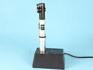 Optical Rechargeable Streak Retinoscope