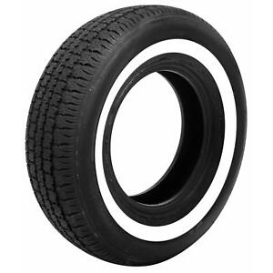 Coker 1 60 Whitewall American Classic Radial 235 75 15 Tire 700219 Each