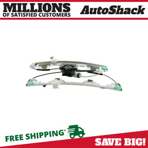 Front Driver Power Window Regulator With Motor For 2002 2008 Ford Explorer 4 0l