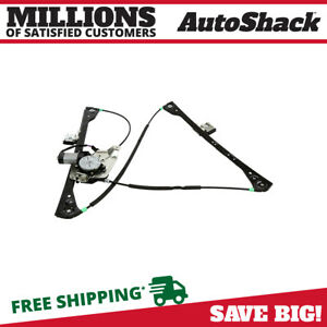 Front Driver Power Window Regulator With Motor For 2002 2007 Buick Rendezvous V6
