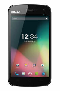 BLU Studio 5.0 II - 4GB - Black (Unlocked) Smartphone