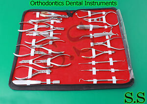 Orthodontic Dental Instruments Ortho Composite Set 27 Pcs Premium Quality Dn 576