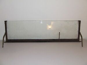 Antique Hot Rod Rat Rod Roadster Hinged Windshield Complete Glass