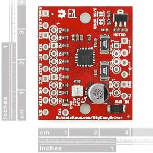 Big Easy Driver Board V1 2 A4988 Stepper Motor Driver Board 2a phase For 3d Prin