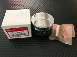 Jdm Genuine Honda B Series P73 Single Piston Integra Type R 25mm Oversize