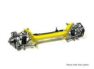 Tci 1933 And 1934 Ford Model 40 Custom Ifs Suspension Free Shipping