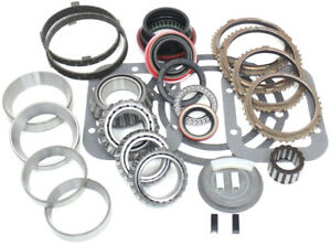 Dodge Cummins Nv4500 5 Speed Rebuilding Bearing Seal Kit W Synchros Bk308aws