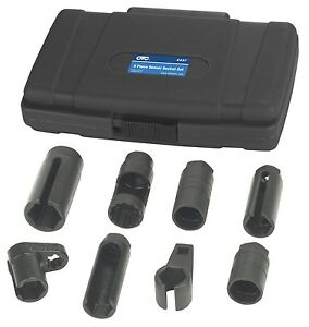 Otc 4437 8 Piece Sensor Socket Set Replace Tool Mechanic New Free Shipping Usa