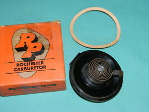 Nos 1955 Cadillac Eldorado Carburetor Thermostat Cover Coil