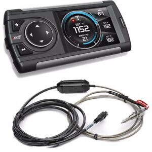 Edge Insight Cs2 Monitor 84030 With Pyro Fits 1996 Obdii Vehicles
