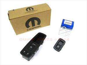 08 12 Liberty Nitro Front Right Side Rear Passenger Power Window Switch Mopar
