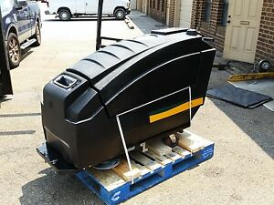 Nss Wrangler 3330 Automatic Floor Scrubber 33 inch 60 Day Parts Warranty