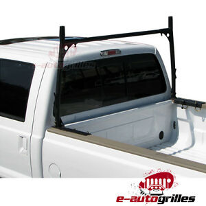 300 Lbs Universal Safety Ladder Rack Frame Truck Cab Protector Headache