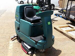 Nobles Speed Scrub Rider tennant T7 32 Floor Scrubber 60 Day Parts Warranty