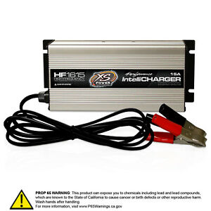 Xs Power Hf1615 Battery Charger 16v High Frequency 15a