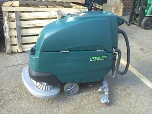 Reconditioned Nobles Speed Scrub Ss5 32 Floor Scrubber 60 Day Parts Warranty