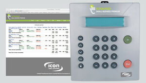 Icon Time Total Pass Small Business Premium Proximity Time Clock