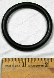 1962 66 Thunderbird Fuel Filler Pipe O Ring Seal Seals Pipe To Tank N O S New