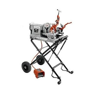 Ridgid Compact Threader 300 60 Hz Kit W stand 67182