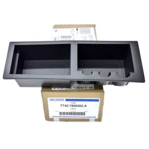 Oem New Center Console Storage Tray Armrest Coin Holder Edge 7t4z 7806202 A