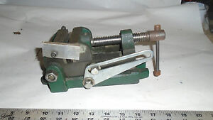 Machinist Lathe Mill Nice Adjustable Angle Milling Grinding Drilling Drill Vise