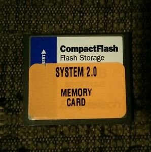System 2 0 Memory Card Expansion Kit For Genisys Evo Scanner Spx 06 539706 Rev