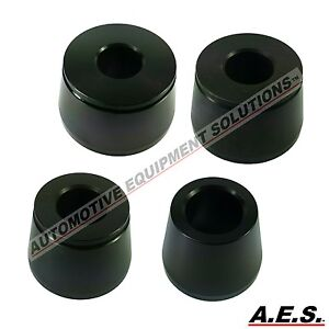 Coats Snap On Low Taper Wheel Balancer Cone Set 4pc For 28mm Shaft
