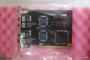 Beckhoff Fc7502 0000 Sercos Pc Interface Card 2 channel Pc Bus Pcb i e 204