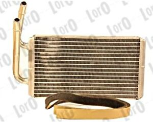 Heater Core Exchanger Fits Ford Transit Bus 2 2 5l 1994 2000