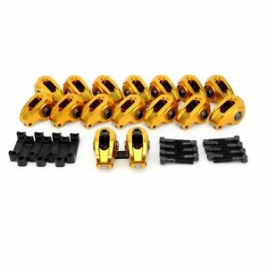 Comp Cams 1 72 Ratio Aluminum Roller Rocker Arms Set For Chevrolet Gen Iii Iv Ls