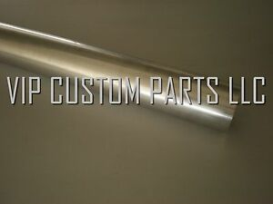 4 Ft Straight 3 Inch T 304 Stainless Steel Exhaust Pipe Tube