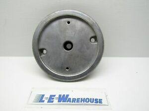 E60 Old Style Snow Plow Motor Mounting Plate No Tabs Replaces Meyer 15940