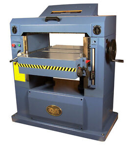sale Oliver 22 Planer W 2 Sided Insert Helical Cutterhead