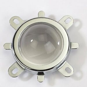 44mm Lens 50mm Reflector Collimator Base Housing Fixed Bracket For 100w L