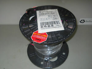 Southwire 2049909 4 19 Thhn thwn Black Stranded Copper Wire approximately 90ft