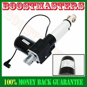 8mm s Spd Dc 24v 100mm Or 4 Stroke Heavy Duty Linear Actuator 1300lbs Max Lift