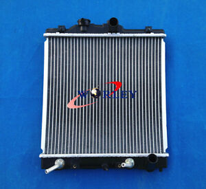 Radiator For Honda Civic 1 5 1 6 L4 Automatic Trans Only 1992 1998 93 94 95 1290