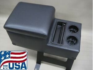 07 14 Chevy Tahoe Ppv Or Suv Truck Police Black Center Console Kit