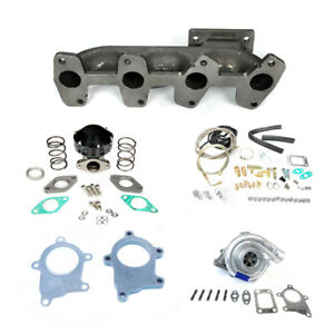 Chevy Cavalier Sunfire 95 02 T3 Manifold Turbo Charger Set Up Kit