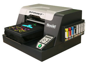 Anajet Sprint Digital Prining Equipment
