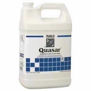 Quasar Diamond Gloss Floor Wax 4 Gallons frk F136022