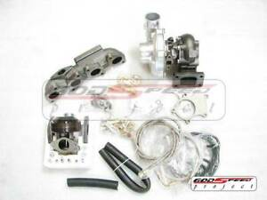 Vw Golf Jetta non Turbo Seat Cupra 1 8 2 0 Cast Manifold T3t4 Turbo Set Up Kit