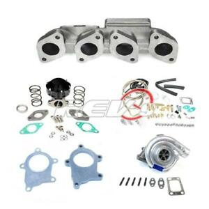 Power Skyline Rb25 Gts Gtt R32 R33 R34 T3 T67 Turbo Charger Kit 500hp