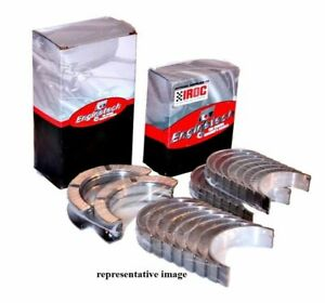 Small Block Chevy Sbc 400 6 6l Car Truck Large Journal Rod Main Bearings Kit
