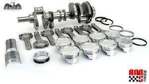 Gm Ls Ls2 Ls9 Stroker Forged Rotating Assembly 10 8 1 Mahle Pistons 4 000 Stroke