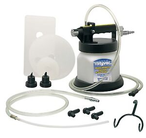 Mityvac Mv6830 Air Vacuum Brake Bleeder Kit Brand New W Warranty