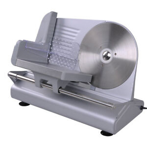 8 5 Blade 150w Electric Meat Slicer Deli Food Cutter Commercial Home Kitchen Ce