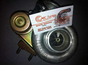1985 86 Jeep Cherokee Renault Car Tb021 Turbo Turbocharger 466452 9001 770072764