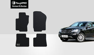 Toughpro Heavy Duty Custom Fit Floor Mats For 2006 2011 Mercedes benz Ml350