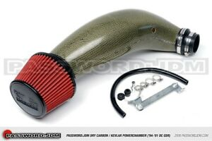 Password Jdm Carbon Kevlar Air Intake 94 01 Integra Gsr